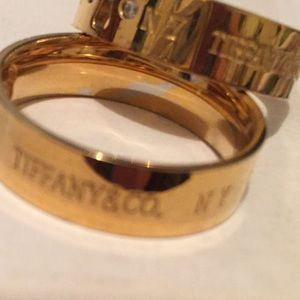 14K Gold Plated Bands